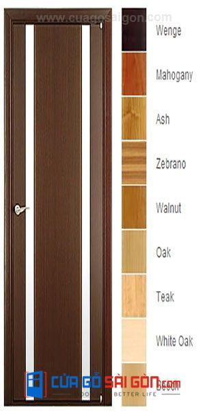 Cửa gỗ cao cấp SGD L-G2 tại cuagosaigon.com uy tín chất lượng
