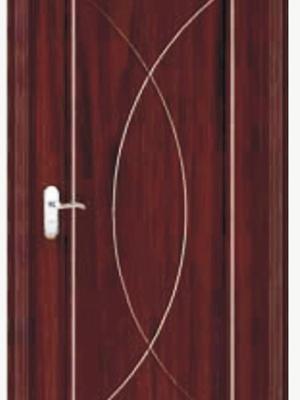 Cửa gỗ cao cấp PVC 1044