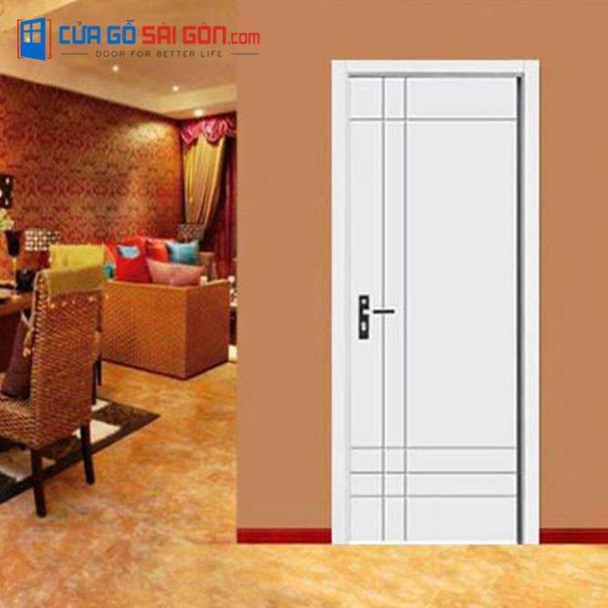 Cửa gỗ cao cấp Melamine 3 tại cuagosaigon.com uy tín chất lượng, mang lại nhiều sự lựa chọn và giá thành hợp lí cho mọi nhà.
