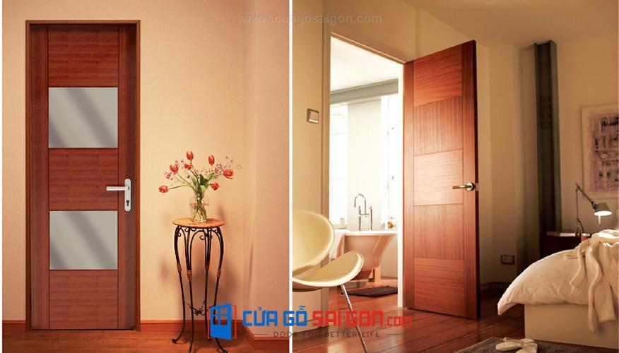 Cửa gỗ PVC cao cấp 10 tại cuagosaigon.com uy tín chất lượng