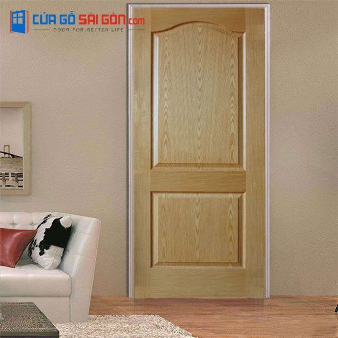 Cửa gỗ HDF VENEER 2A - 0933.707.707 - 0834.715.715
