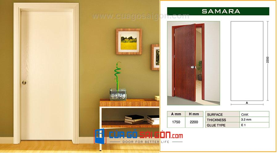 Cửa gỗ MDF Veneer P1-C1 - 0933.707.707 -  0834.715.715