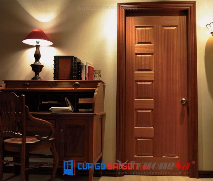 Cửa gỗ v SGD PVC B6 tại cuagosaigon.com uy tín chất lượng