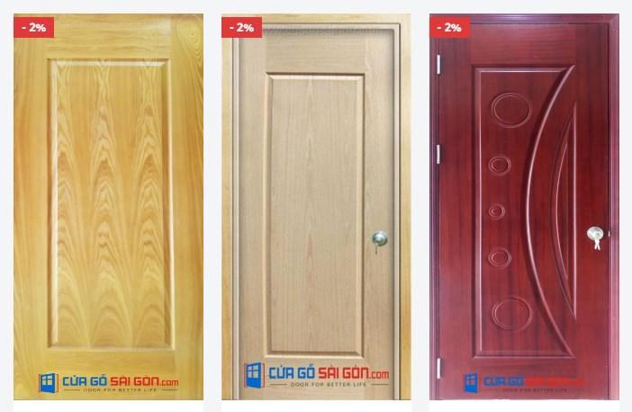 Cửa gỗ hiện đại kết hợp kính cường lực - những điểm ưu việt nhất Các sản phẩm của chúng tôi đảm bảo độ bền cao, chắc chắn, ổn định...