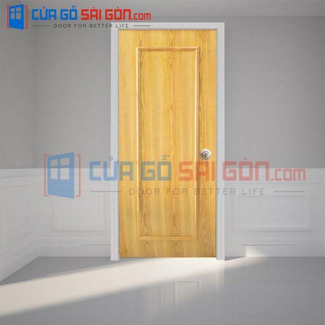 Cửa gỗ HDF VENEER HDF.V1B-ASH.