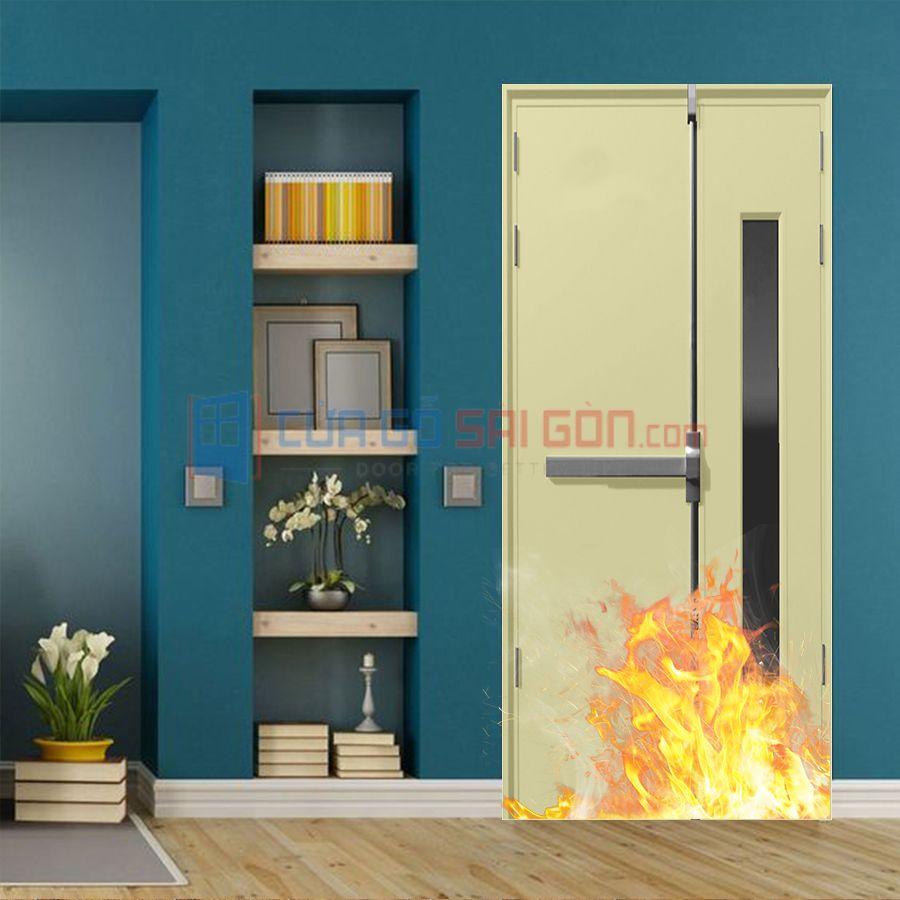 Cửa thép chống cháy là gì?- Câu hỏi được nhiều khách hàng quan tâm