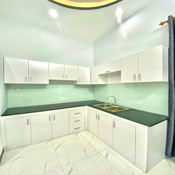 Mẫu thiết kế tủ kệ bếp đẹp 48