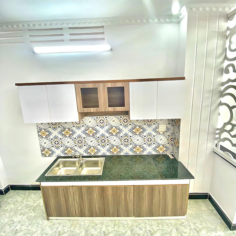 Mẫu thiết kế tủ kệ bếp đẹp 51