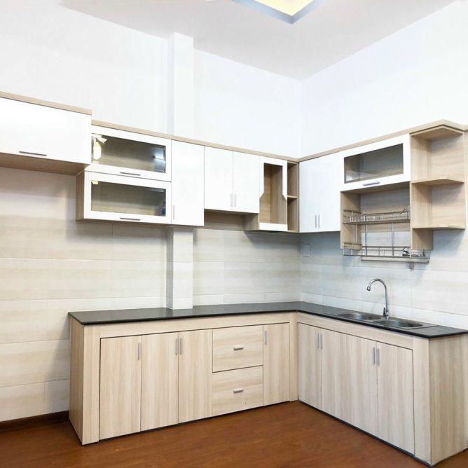 Mẫu thiết kế tủ kệ bếp đẹp 54