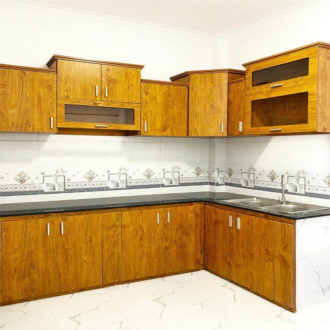 Mẫu thiết kế tủ kệ bếp đẹp 39