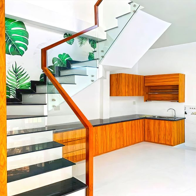 Mẫu thiết kế tủ kệ bếp đẹp 76
