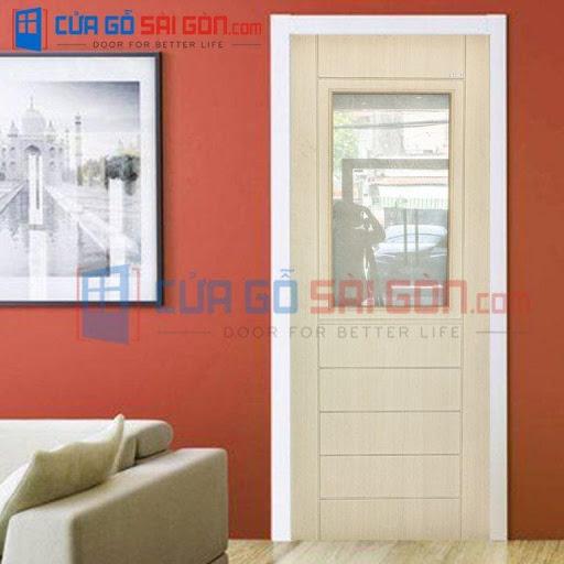 Cửa gỗ Sài Gòn.com – đơn vị thiết kế chiều cao cho cửa nhà tắm chuẩn nhất