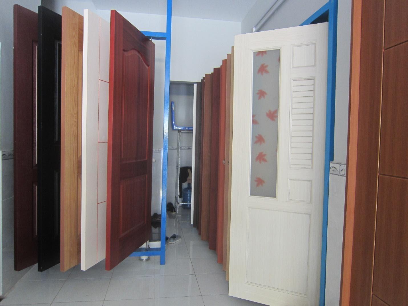 Cửa nhựa Đài Loan cao cấp