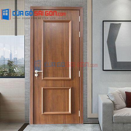 Người mua hàng thông minh nên chọn cửa gỗ cao cấp cho phòng vệ sinh