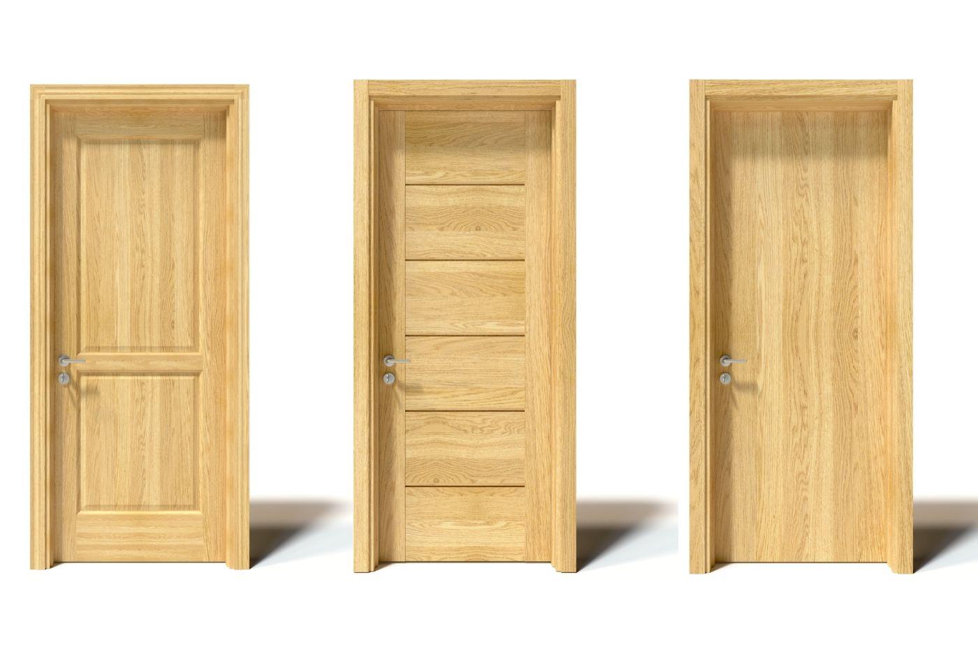 Đặc điểm nổi bật cửa gỗ sồi