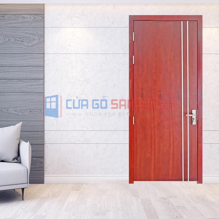 cửa thông phòng bằng gỗ công nghiệp