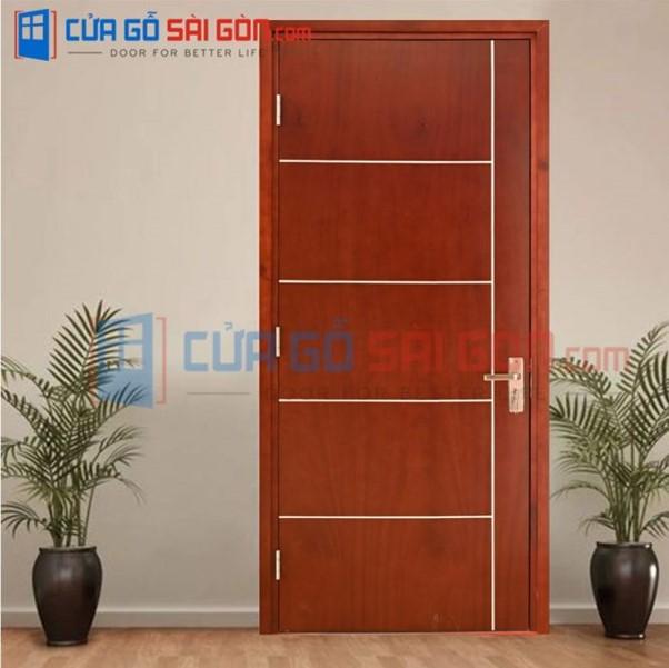 Mẫu cửa gỗ cao cấp
