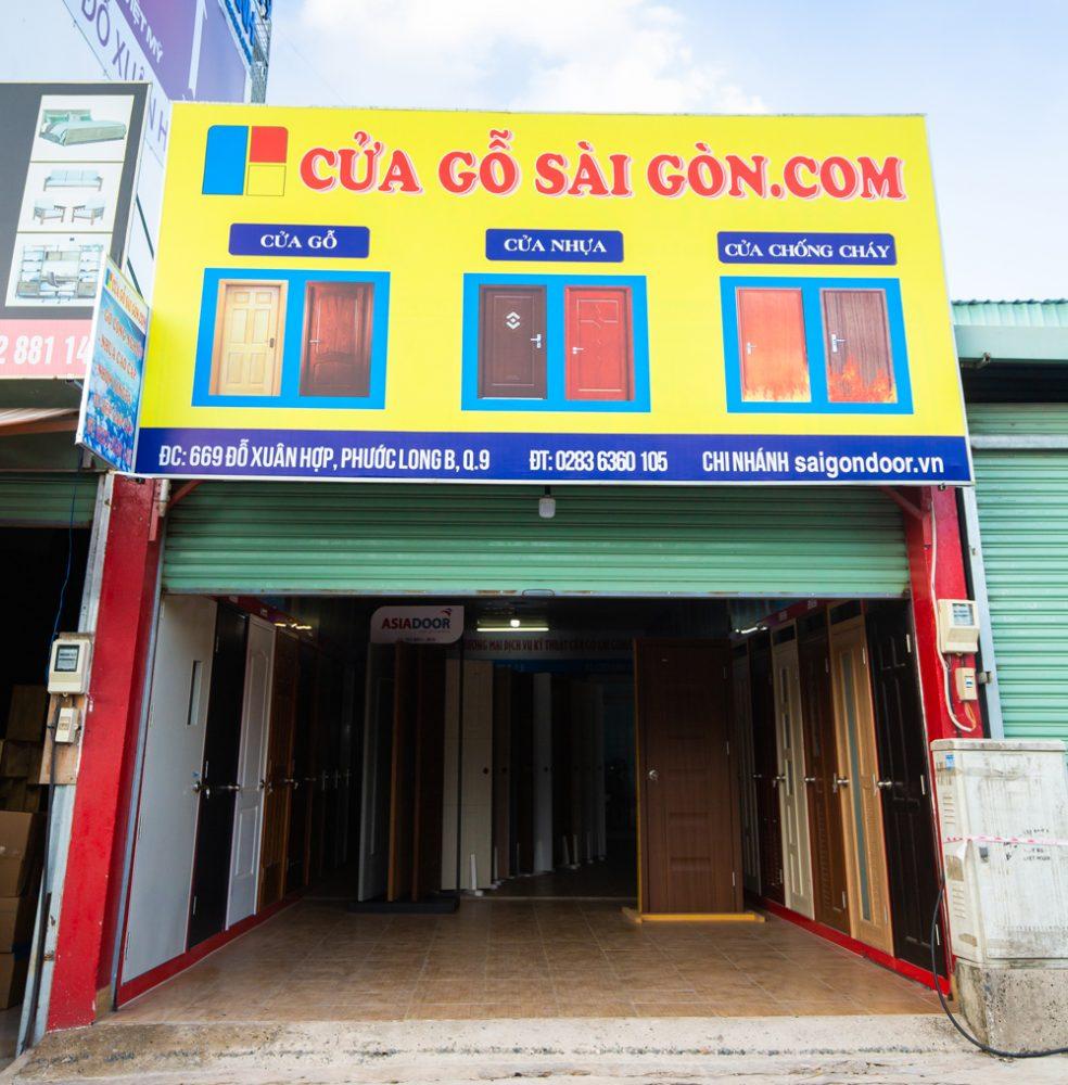 Cuagosaigon - địa chỉ mua cửa gỗ chịu nước chất lượng