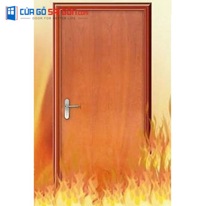 Các dòng cửa chống cháy chung cư