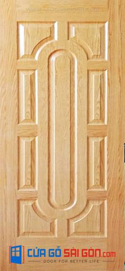 Cửa gỗ phòng ngủ có độ bền cao