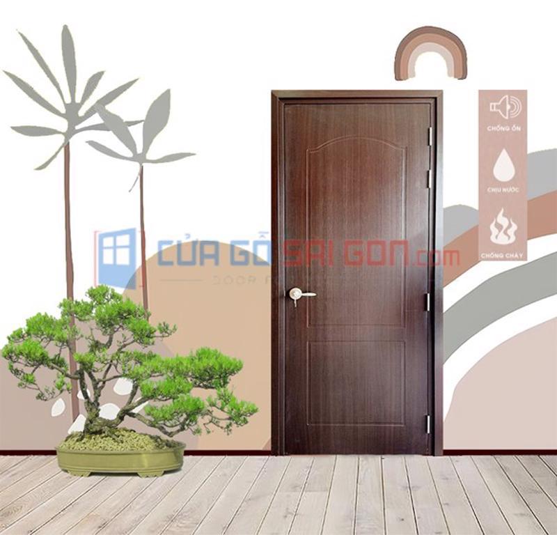 Cửa gỗ sài gòn đơn vị báo giá cửa nhựa gỗ Composite nhanh chóng