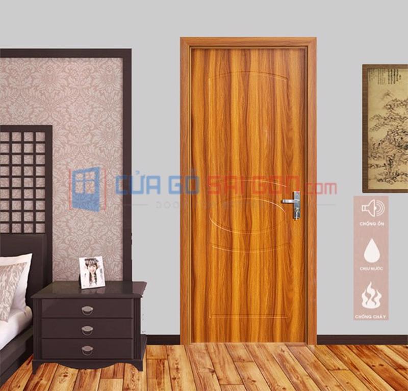Kích thước tiêu chuẩn của cửa gỗ nhựa Composite