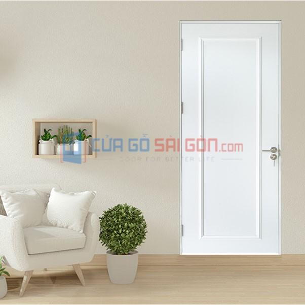 Mẫu cửa gỗ thông phòng chất lượng