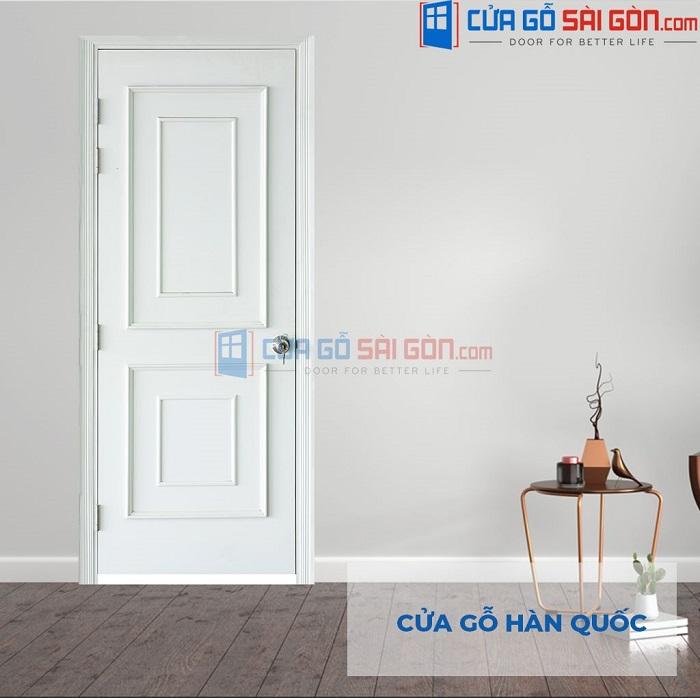Cửa Gỗ Hàn Quốc 4PN C1 phao chi noi CGSG