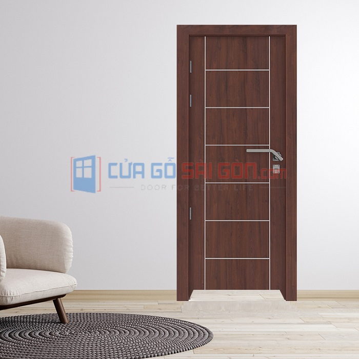 Mẫu cửa gỗ công nghiệp HDF