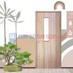 Ưu nhược điểm của cửa gỗ nhựa composite